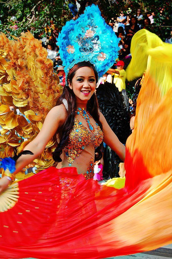 Panagbenga Festival Baguio City Philippines   Panagbenga Festival (Fresh Flower Festival ...
