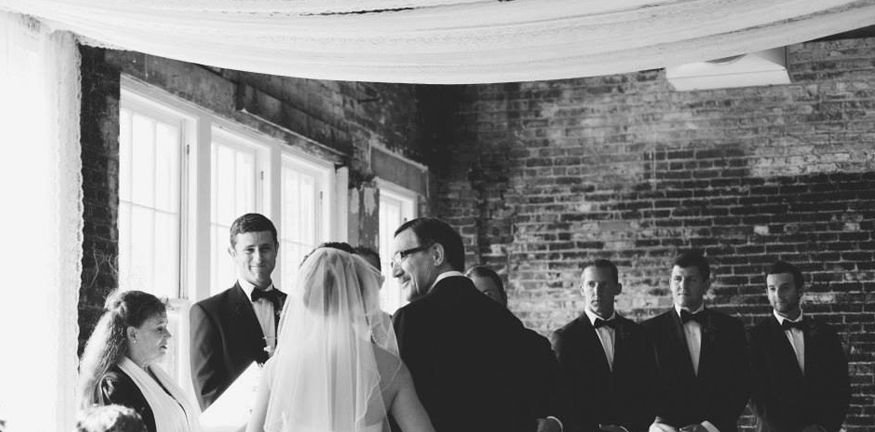 Wedding at Stockroom Raleigh - Brett & Jessica Photography - NC Wedding Planner - Orangerie Events