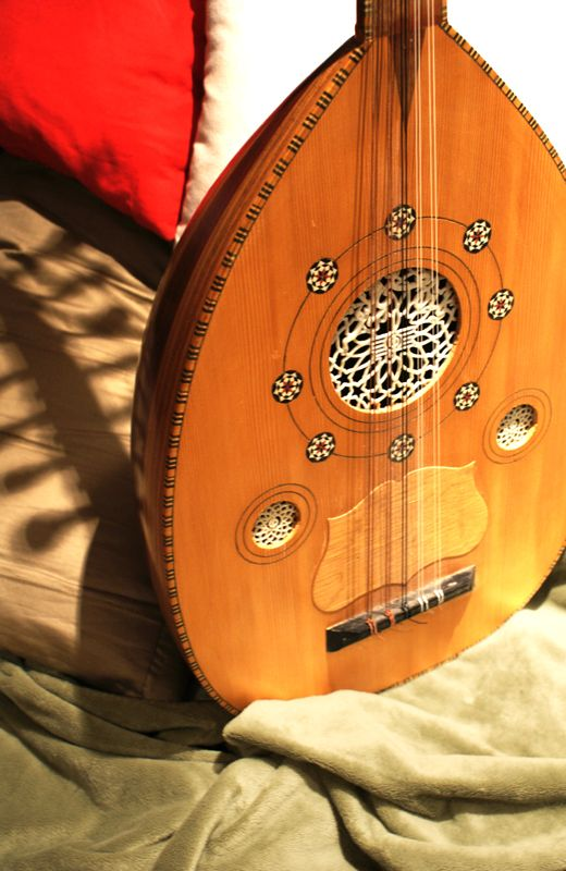 Oud Arab Luth By Jayhemm Musical Instruments Lute Instruments