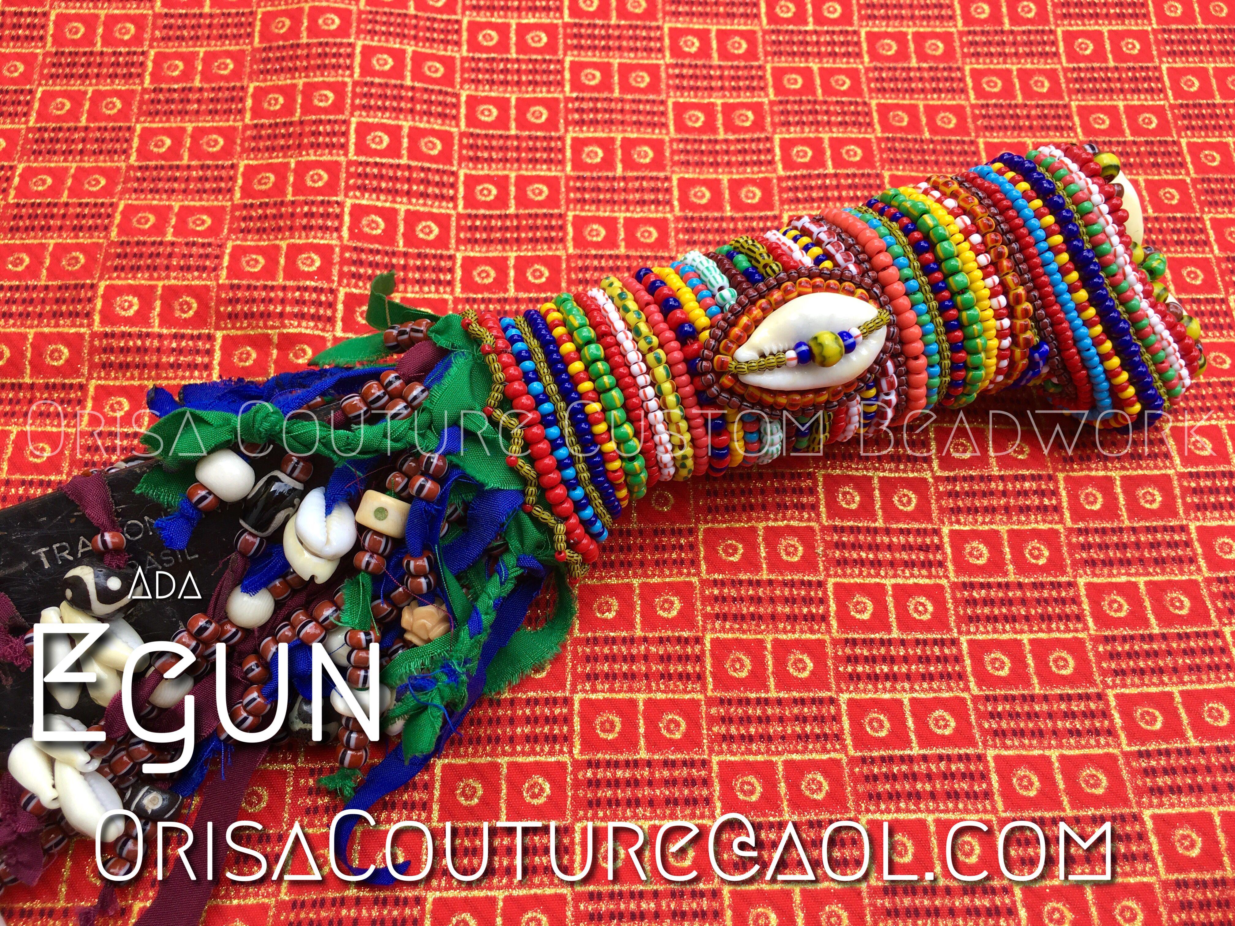 Yoruba Lucum\u00ed Santeria Orisha Olokun Deck