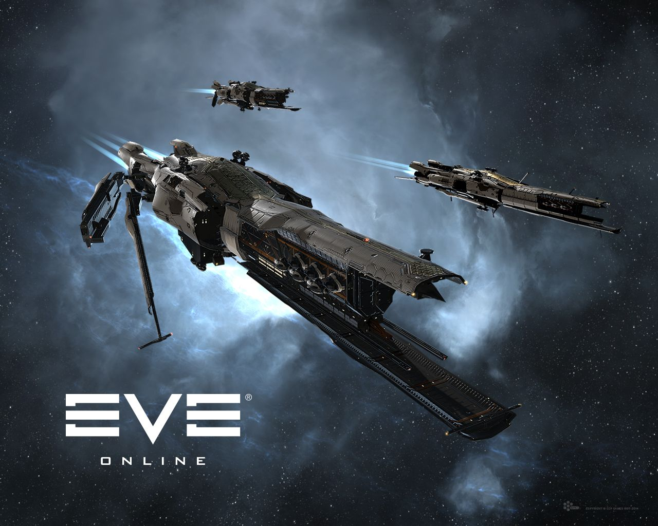 wallpapers ships nebulas and breathtaking scenes eve online