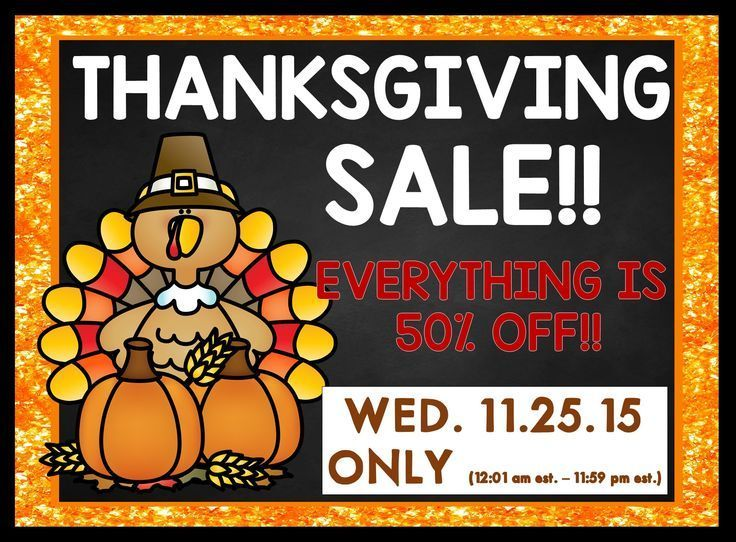 1 DAY SALE (11-25-15) EVERYTHING IS 50% OFF!! START A WISH LIST NOW!