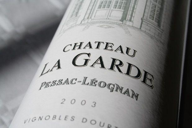Château La Garde - Pessac-Léognan