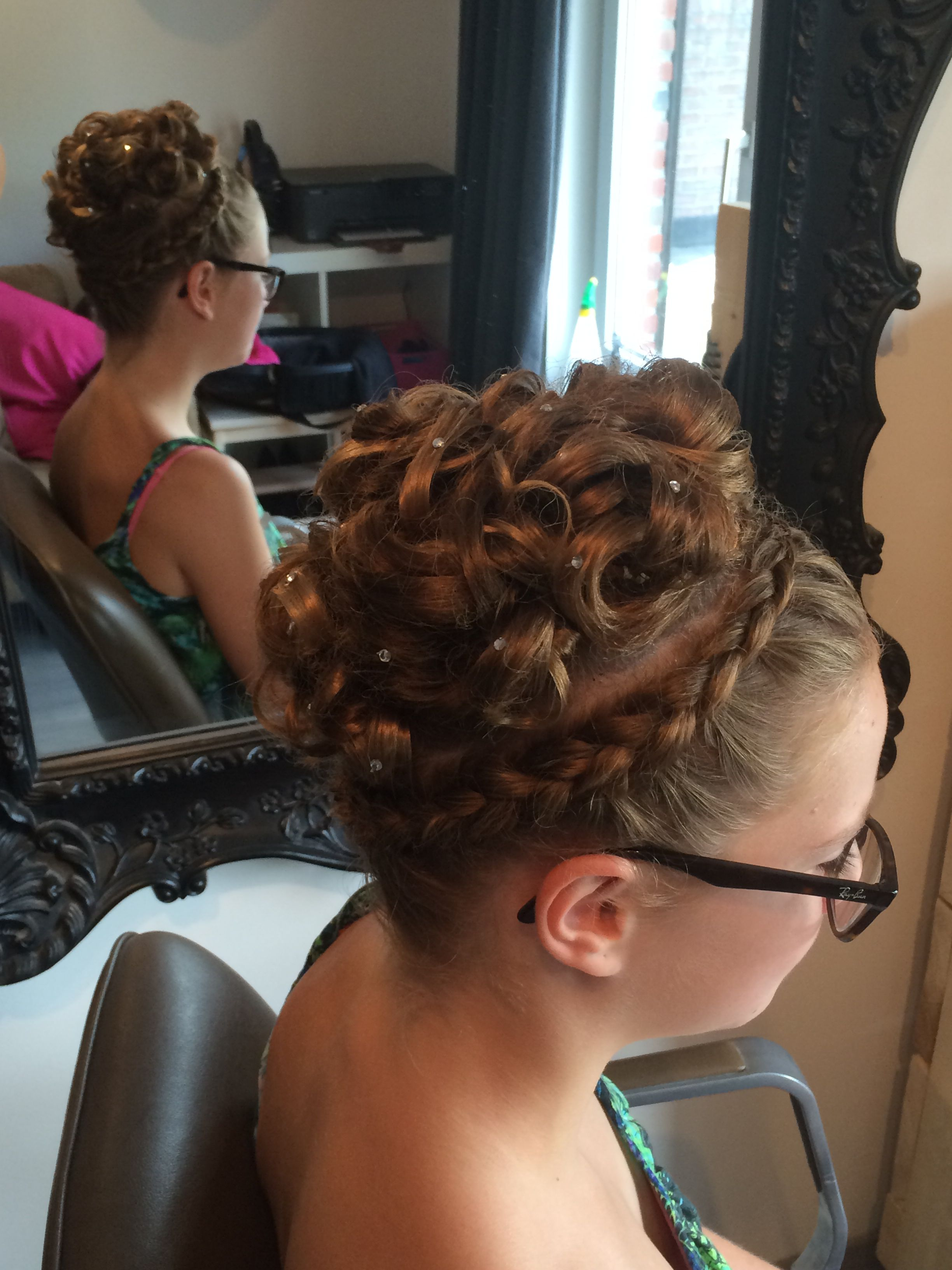 Carushairstyle updoformal hair pinterest bridesmaids updos