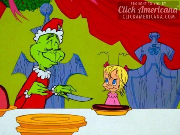 How The Grinch Stole Christmas Cartoon.Dr Seuss How The Grinch Stole Christmas 1966 1960s