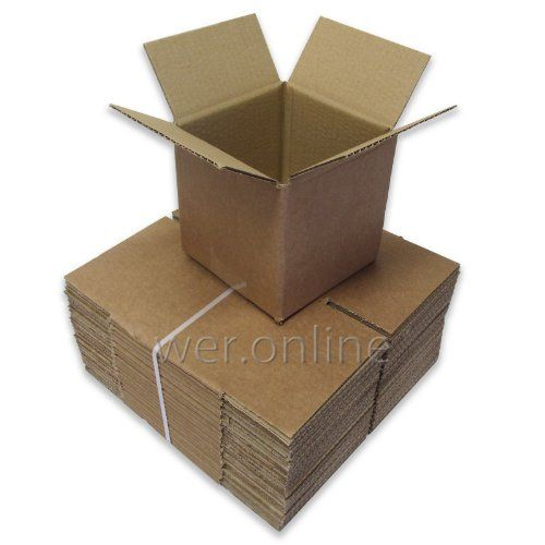 "25 Cardboard postal packing gift boxes 5"" x 5"" x 5"" cube, Manufactured by AVM AVM http://www.amazon.co.uk/dp/B008817TBG/ref=cm_sw_r_pi_dp_e5dqwb1QC8EQN"