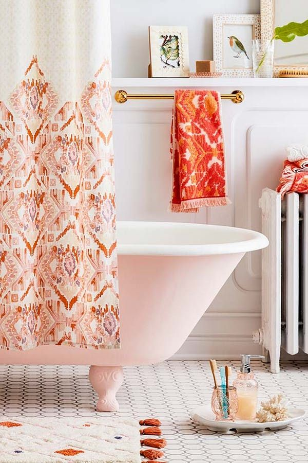 Target Just Announced The Dreamiest New Boho Decor Line Bath
