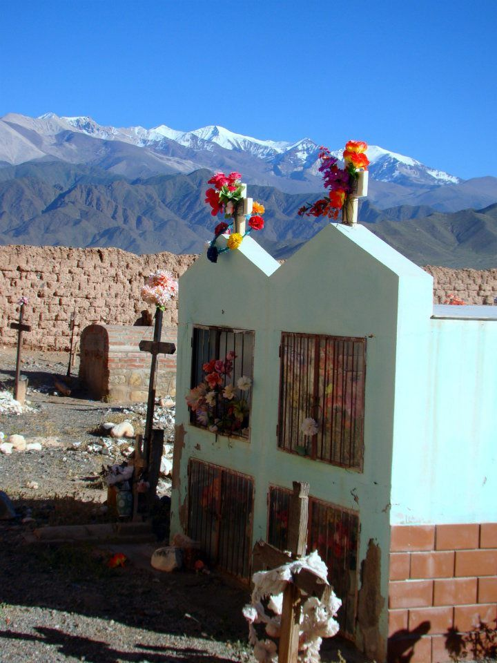 Cementerio Cachi