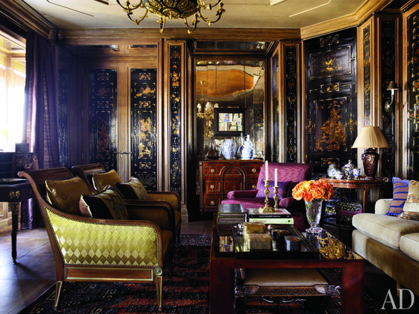 Michael Smith Awarded Interior Designer Home Apartment Design