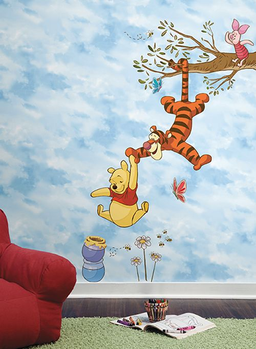 Room Photo Product Results Winnie The Pooh Asian Paints Wall Decals