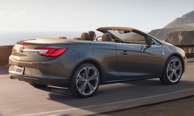 2016 Buick Cascada Convertible Is Official 75 Images Tech Specs Buick Cascada Buick Cars Buick