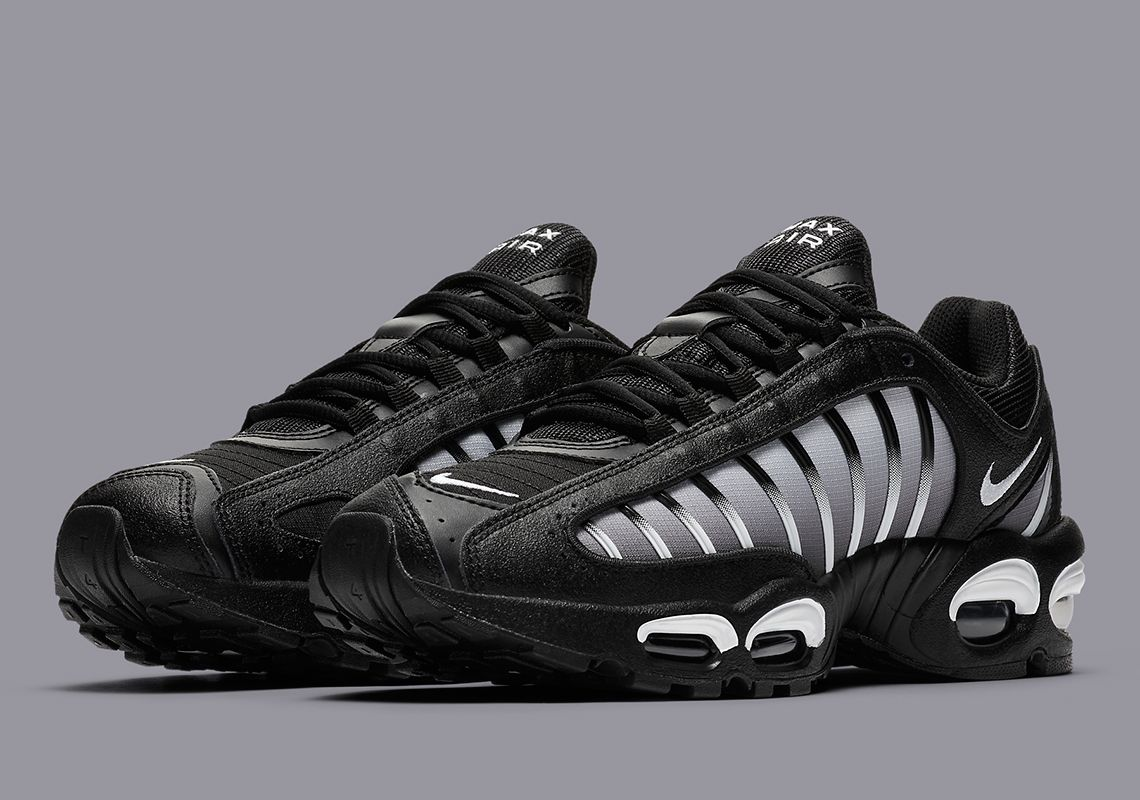 The Nike Air Max Tailwind IV Gets The Black & White
