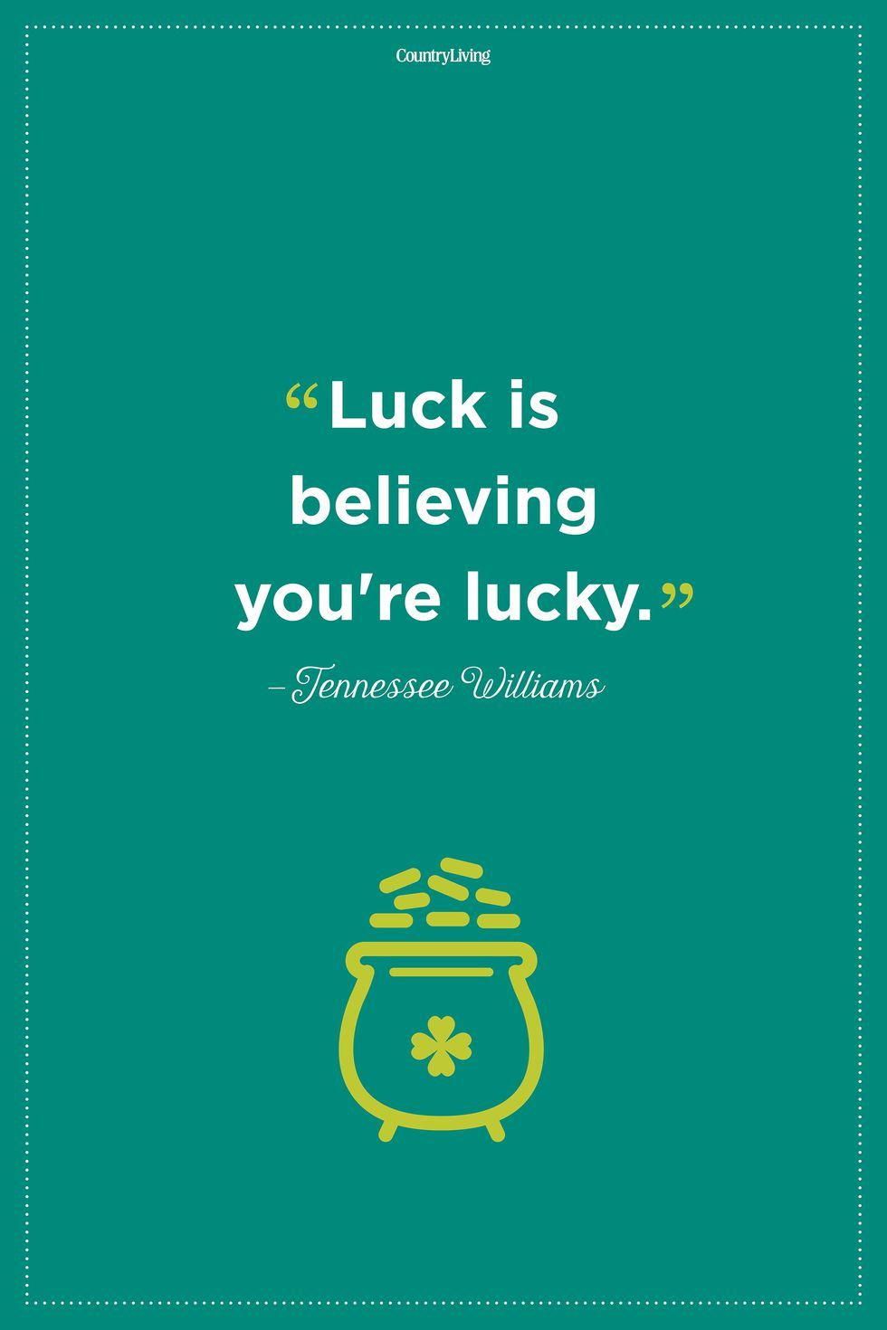 40 Best St. Patrick's Day Quotes to Bring You Tons of Luck