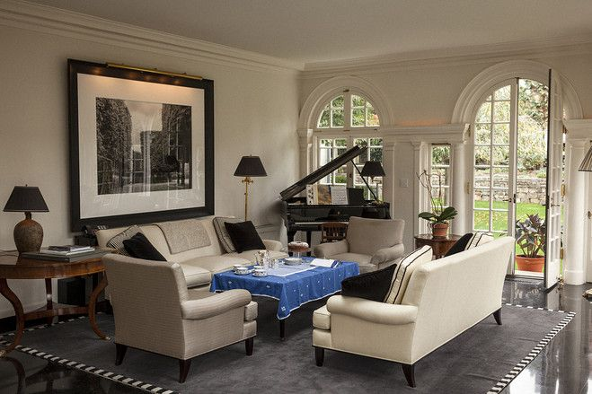 The 20-Year Renovation | Piano living rooms, Grand piano living room, Grand piano room