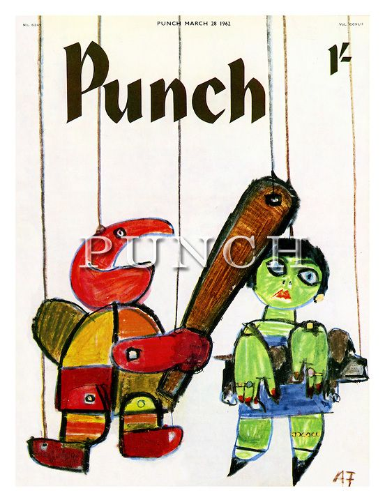 Punch Front Cover cartoons by Andre Francois   PUNCH Magazine ...