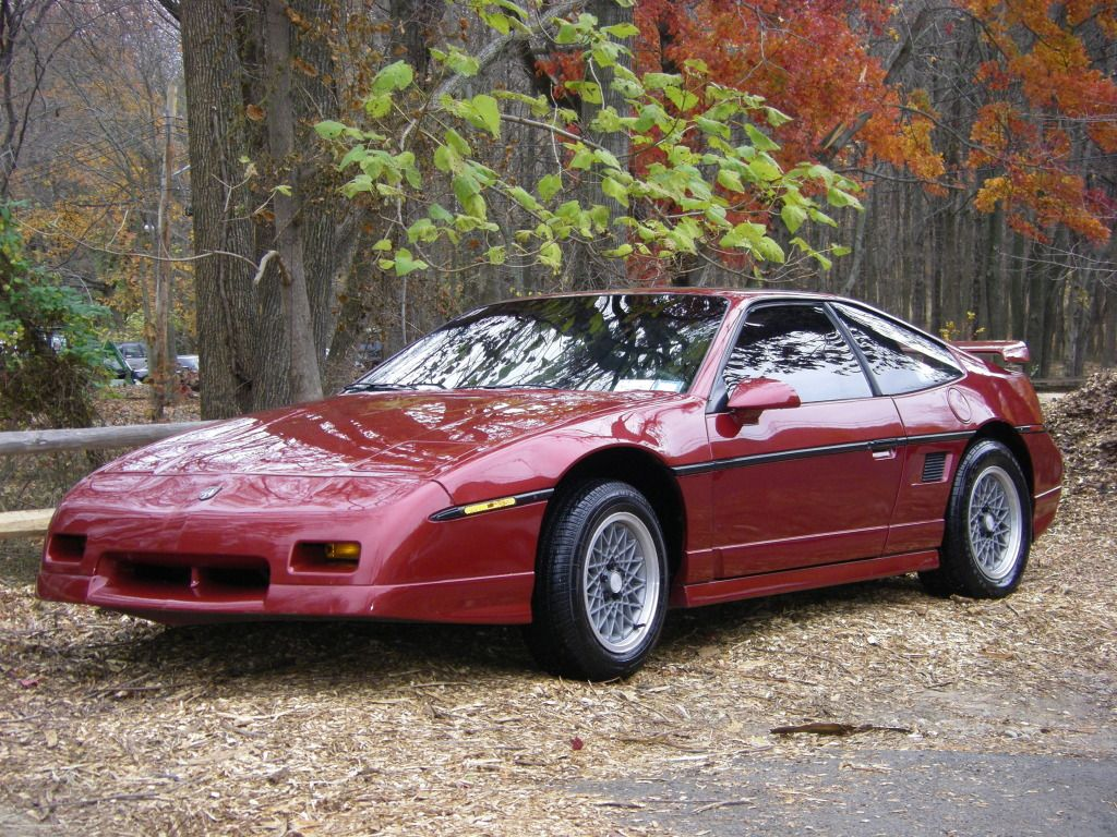 1987 pontiac fiero cool rides pinterest cars. Black Bedroom Furniture Sets. Home Design Ideas
