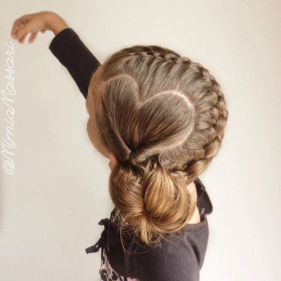 Bonitos peinados lindos para cabello largo para la escuela – Nuevos modelos de cabello
