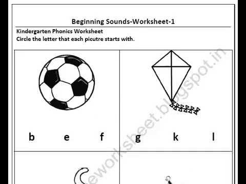 Number Names Worksheets » Nursery English Worksheets - Free ...