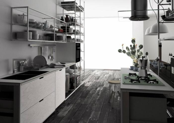 intelligent design: modular kitchens from demode | percent, reader, Kuchen