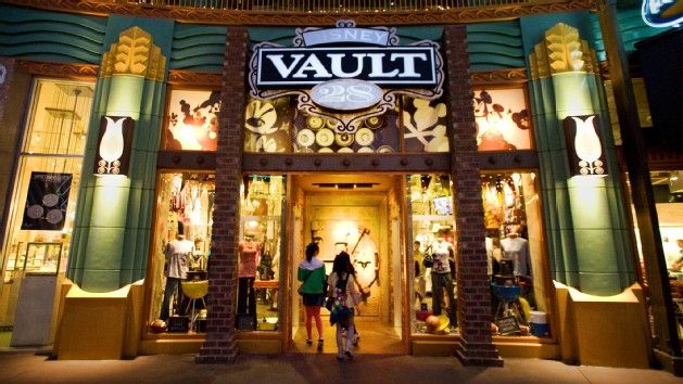 One of the best stores in Downtown Disney - Vinylmations, memorabilia and more.
