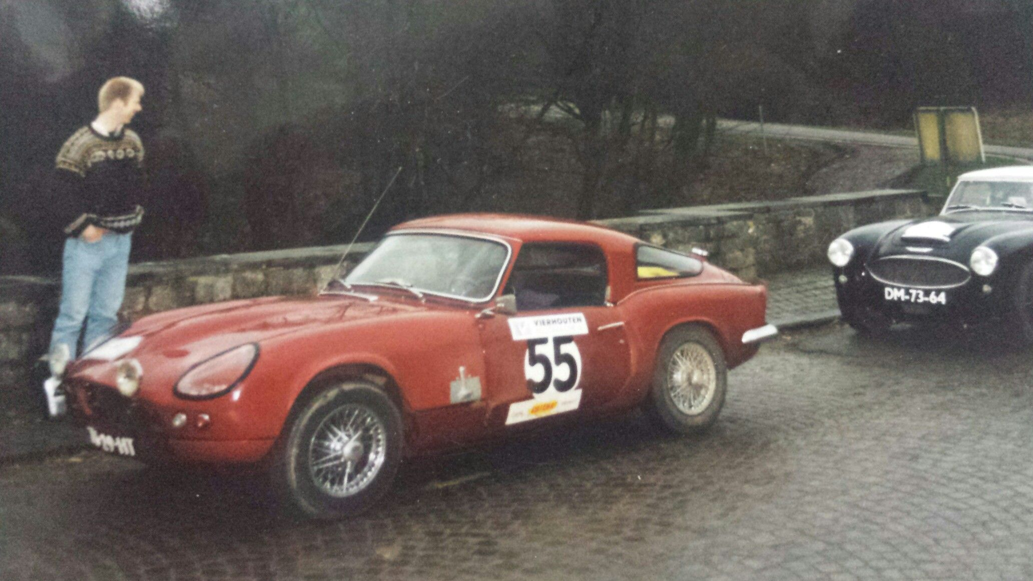 Triumph Spitfire mk3 with ashley hardtop and hood   Triumph Spitfire ...