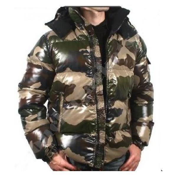 moncler jacke camouflage