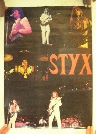 Styx 70s Google Search Poster Movie Posters Movies