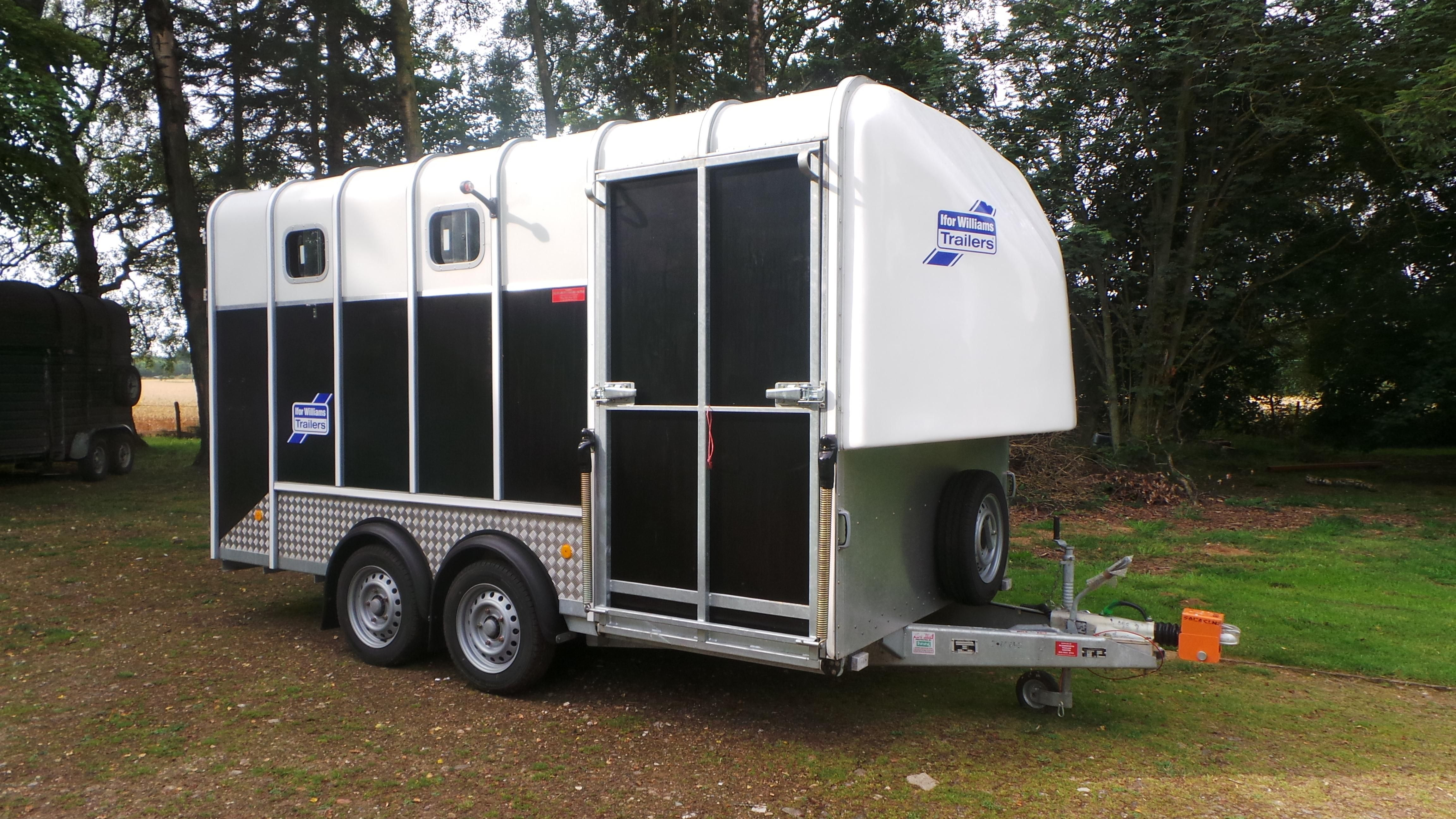 New & Used Stock Trailers for sale | HorseClicks