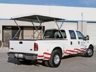 Ford F350 Scissor Lifts Tonneau Cover Truck Covers Ford F350
