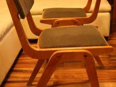 Krzesla Muszle 6 Krzeslo Muszla Prl Vintage Loft 5849958676 Oficjalne Archiwum Allegro Furniture Dining Chairs Home Decor