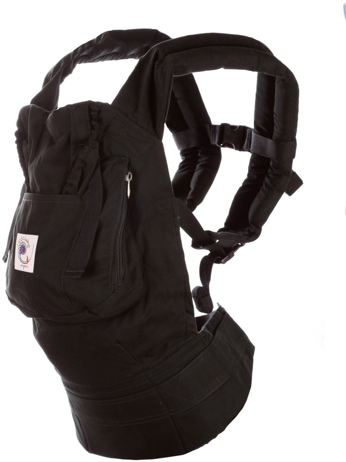 Ergobaby Organic Baby Carrier Also Available In Non Organic For A Less Expensive Option This Works For All Carrying Positions Front Back And Hip You Will