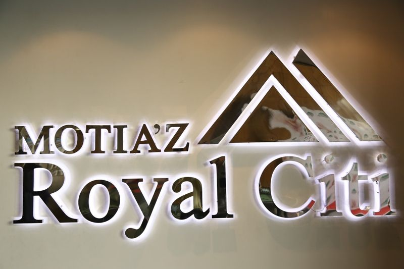 Your Search ends here at #MotiazRoyalciti 3BHK luxurious #apartments where you can get all the unique features!!