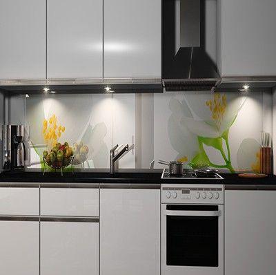 Küchenrückwand Folie Möbel  Wohnen Kuechenrueckwand Folien 718087