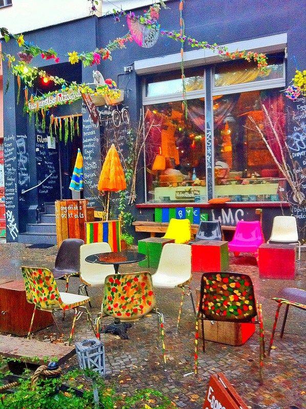Inside u0027Zu mir oder zu diru0027, a constant in Berlin nightlife The - heimat k che bar