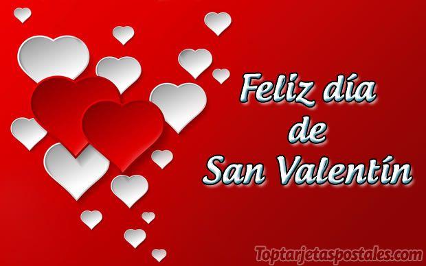 Frases Para Desear Feliz Dia De San Valentin 2018 Tarjetas Postales