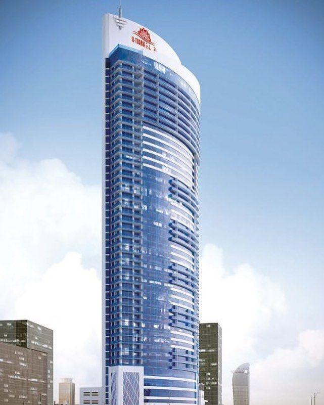 حجز من وحدات برج التجارية قرب المنطقة الدبلوماسية وهو أعلى مشروع سكني بمملكة البحرين فعاليات البحرين Bahrain Even Skyscraper Instagram Posts Instagram
