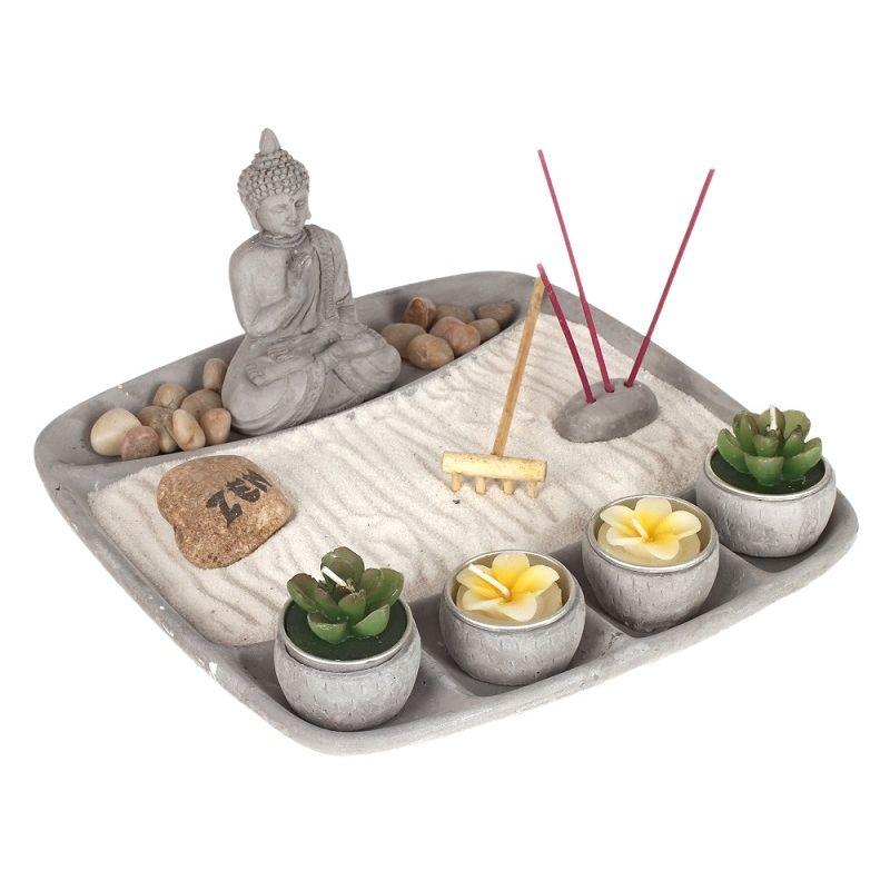 Decoration Zen Bougies Decoration Objets De Decoration