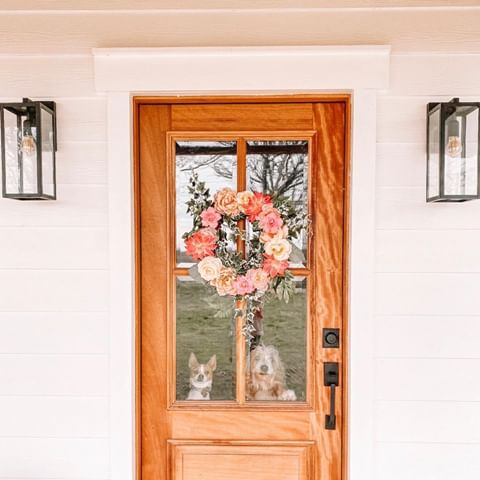 "Hey, where ya goin?"" Pups Photo via laurenashleighhomes"