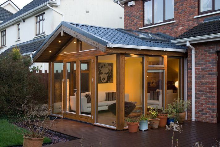 house extention | House extensions, House, Room extensions