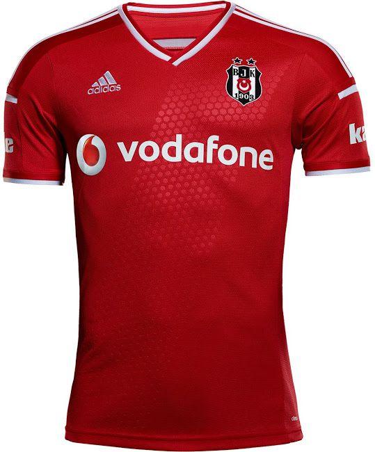 J League Football Shirts: Beşiktaş #Adidas #Third #2014/2015