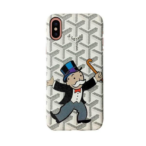 coque iphone x monopoly