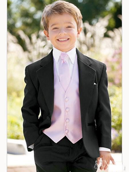Fashion Kid Complete Designer Junior Boy Wedding Suit Boys Attire Custom Made S Formal Wear Best Tuxedos