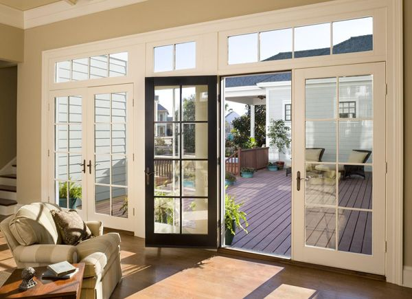 An example of one of the many styles of patio doors available from ...