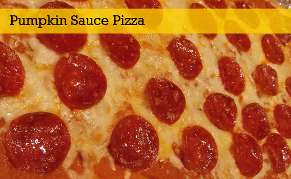 Pepperoni Pizza with Healthy Sauce!