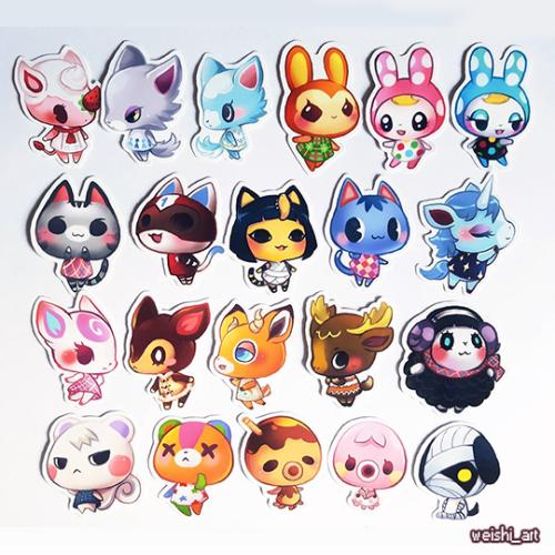 Weishi Animal Crossing Characters Animal Crossing Animal