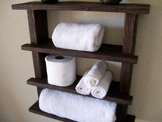 bathroom shelf and towel rail floating shelves floating shelf wood