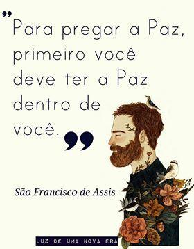 São Francisco De Assis Frases E Mensagens Life Words