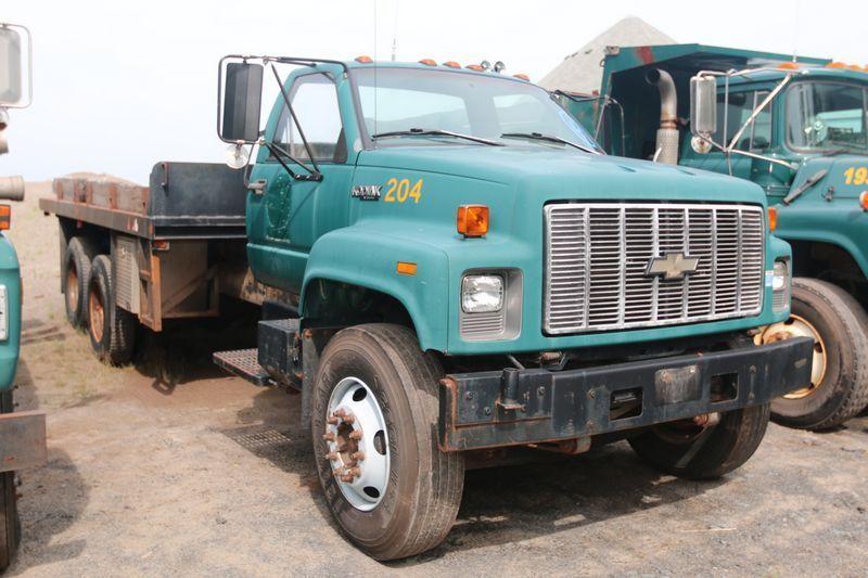 Absolute Auctions Realty Chevy Trucks Monster Trucks Kodiak