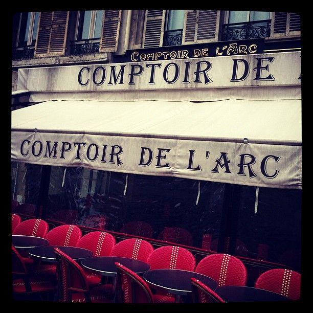 Le Comptoir De L Arc Comptoir Resto Paris Paris