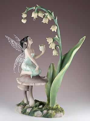 Lily of The Valley Fairy Figurine